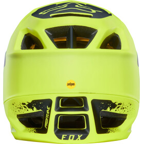 Fox Proframe Mink Helmet Men yellow/black